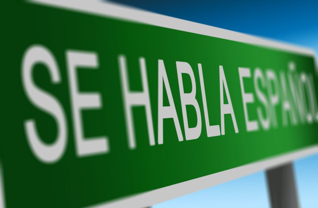learning Spanish in South America