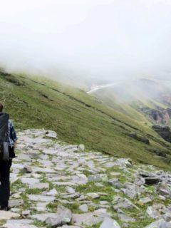 Walking the Inca Trail in Tarija, Bolivia