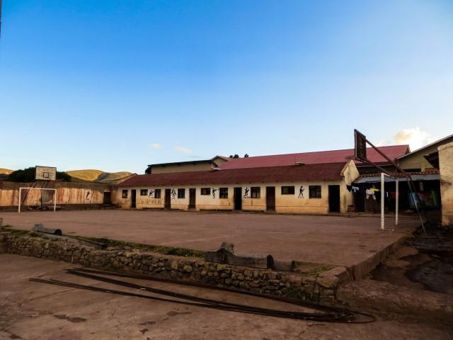 volunteering resolution in a remote village