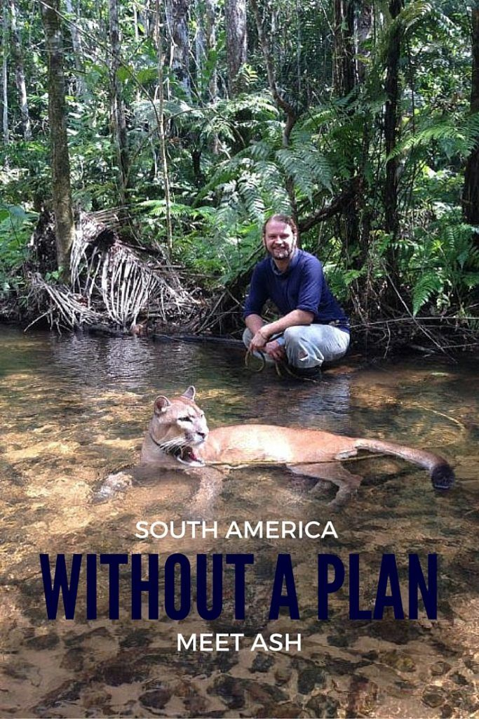 Travelling in South America without a fixed itinerary
