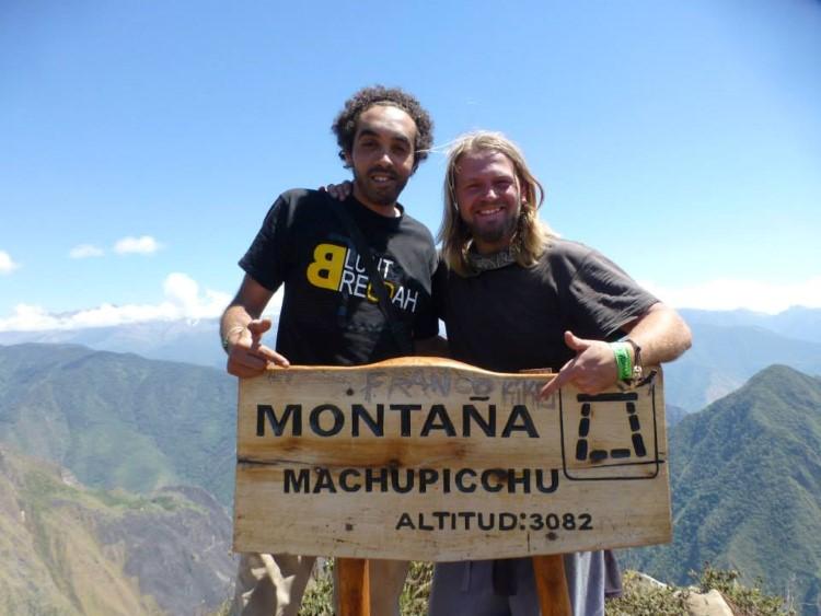 adventure travel story South America