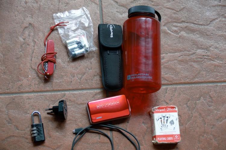 Patagonia packing list