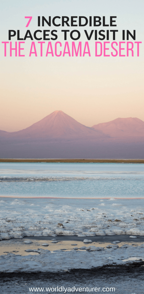 Atacama Desert Chile   stars   flamingoes   salt flats   things to do   destinations   car hire   backpacking   Travel Chile tips   South America