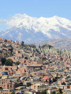 Life in La Paz Bolivia