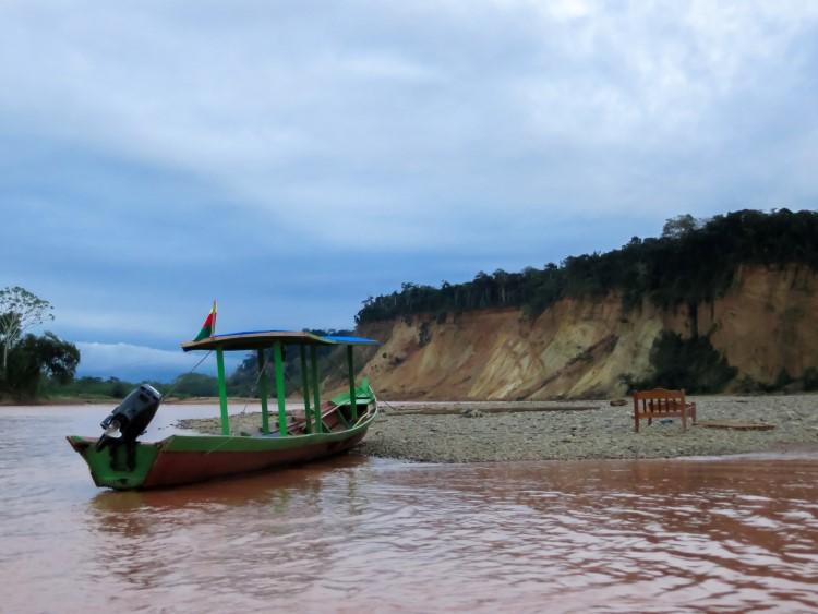 madidi national park bolivia tour