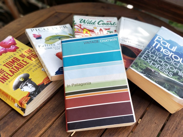 books about South America and books set in South America