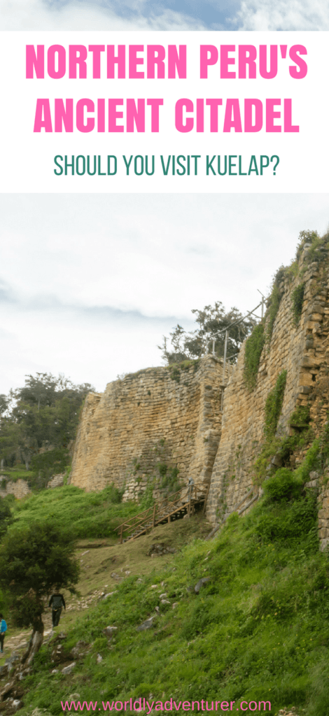 Should you visit Kuelap, Northern Peru's most fascinating - and unknown - ancient citadel? #perutravel #perutraveldesinations #peru #southamerica peru travel destinations, peru travel culture, peru travel things to do, peru travel guide, peru travel tips