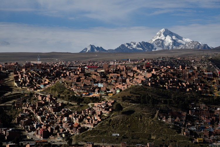 Bolivia tourist attractions and stunning Bolivian scenery and landmarks.