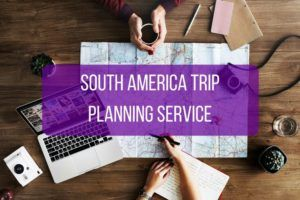 South America trip planning service