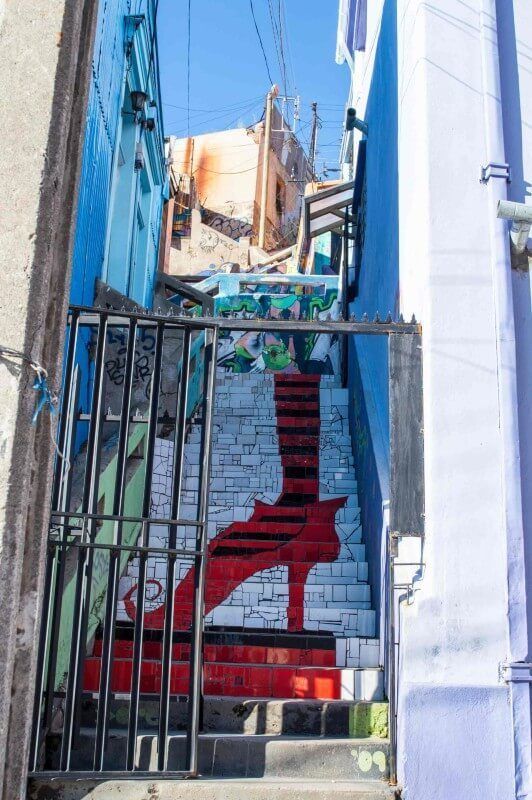 Things to do in Valparaíso Chile -Street Art