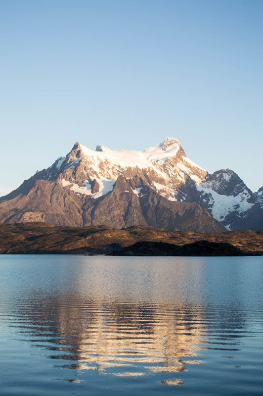 Driving through Patagonia offers photo opportunities unavailable with any other type of travel.