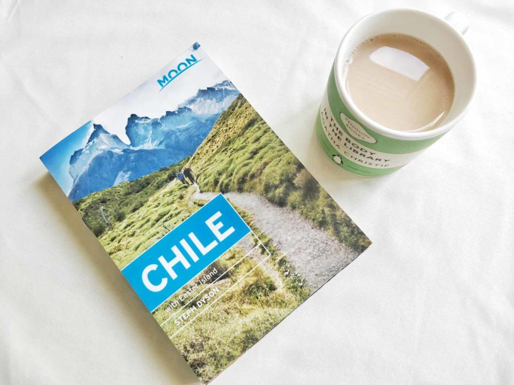 Moon Chile guidebook